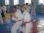 Групповые и индивидуальные занятия по айкидо