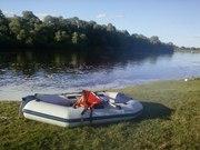 Прокат надувной лодки ПВХ