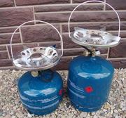 Баллон газовый 5 л. + газовая горелка 20 см
